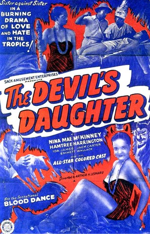 The Devil's Daughter - Movie Poster (thumbnail)
