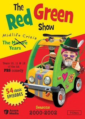 """The Red Green Show"" - Movie Cover (thumbnail)"