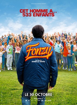 Fonzy - French Movie Poster (thumbnail)