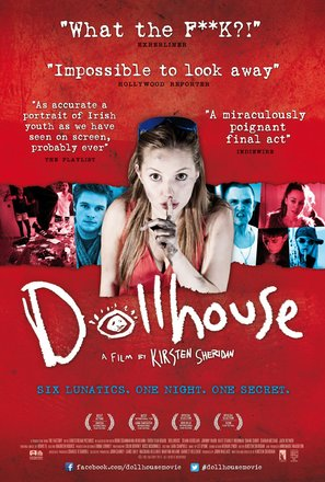Dollhouse - Irish Movie Poster (thumbnail)