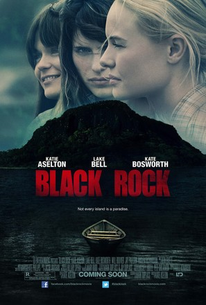 Black Rock - Movie Poster (thumbnail)