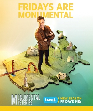 """Monumental Mysteries"" - Movie Poster (thumbnail)"