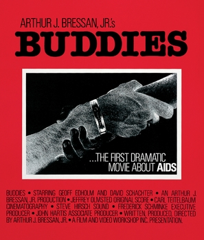 Buddies - Movie Poster (thumbnail)