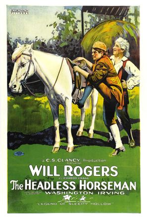 The Headless Horseman - Movie Poster (thumbnail)
