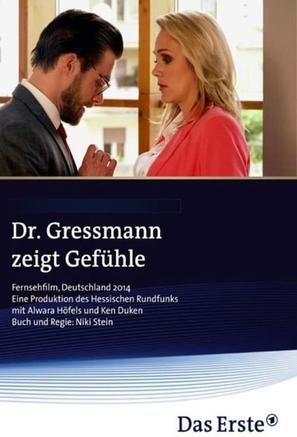 Dr. Gressmann zeigt Gefühle - German Movie Cover (thumbnail)