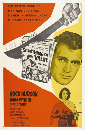 Something of Value - Movie Poster (thumbnail)