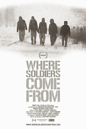 Where Soldiers Come From - Movie Poster (thumbnail)