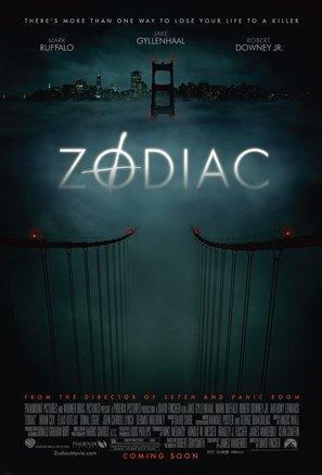 Zodiac - Movie Poster (thumbnail)