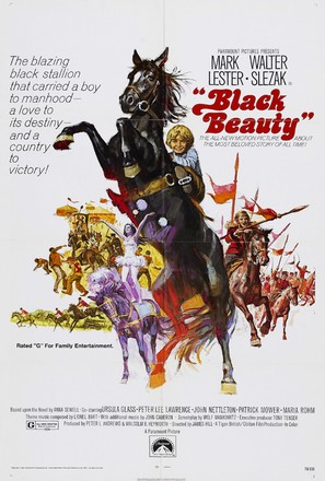 Black Beauty - Movie Poster (thumbnail)