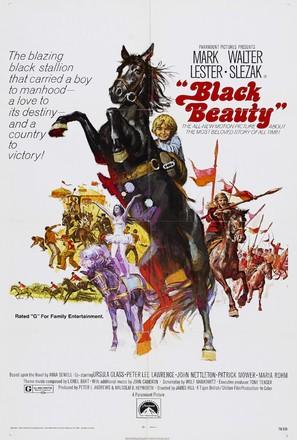 Black Beauty - Movie Poster (thumbnail)