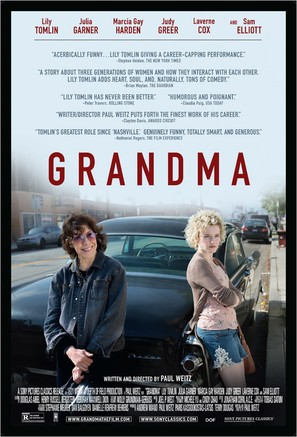 Grandma - Movie Poster (thumbnail)