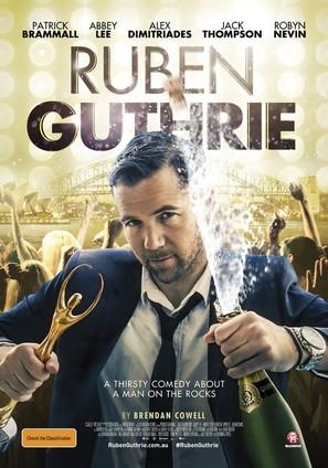 Ruben Guthrie - Australian Movie Poster (thumbnail)