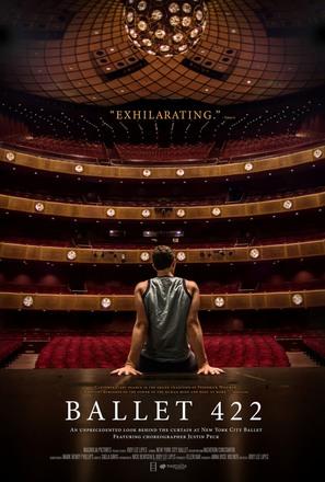 Ballet 422 - Movie Poster (thumbnail)