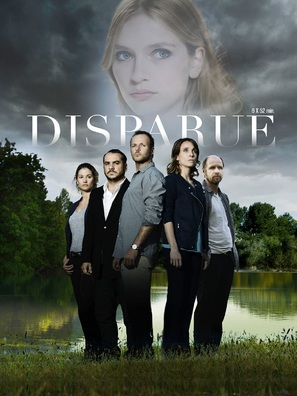"""Disparue"" - French Movie Poster (thumbnail)"
