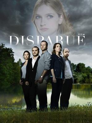 """Disparue"" - French Movie Poster (thumbnail)"