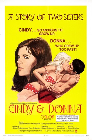 Cindy and Donna - Movie Poster (thumbnail)