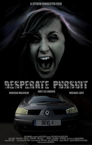 Desperate Pursuit - Movie Poster (thumbnail)