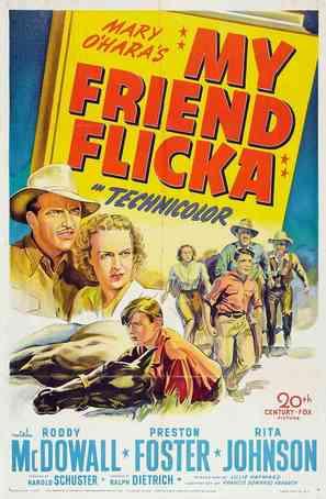 My Friend Flicka - Movie Poster (thumbnail)