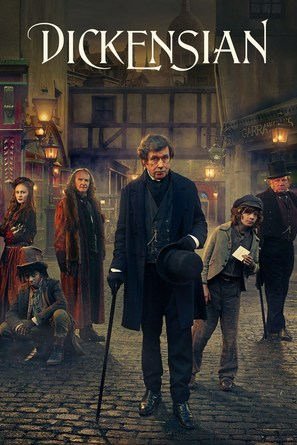 Dickensian - British Movie Poster (thumbnail)