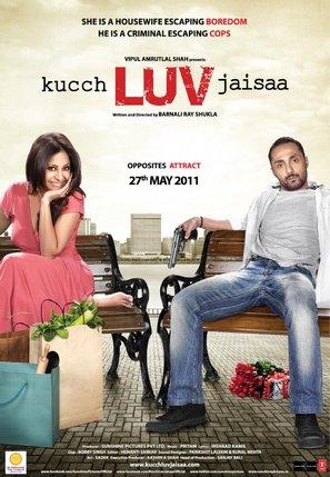 Kucch Luv Jaisaa - Indian Movie Poster (thumbnail)