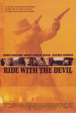 Ride with the Devil - Movie Poster (thumbnail)