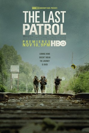 The Last Patrol - Movie Poster (thumbnail)