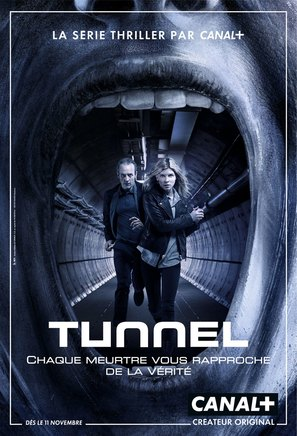 """The Tunnel"" - French Movie Poster (thumbnail)"