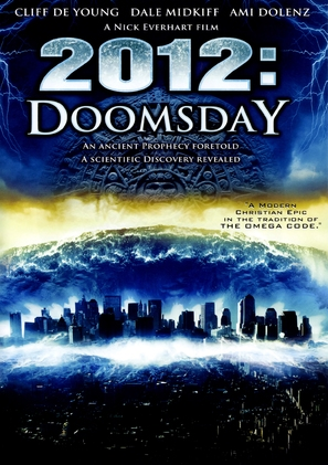 2012 Doomsday - DVD cover (thumbnail)