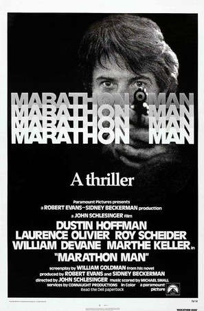 Marathon Man - Movie Poster (thumbnail)