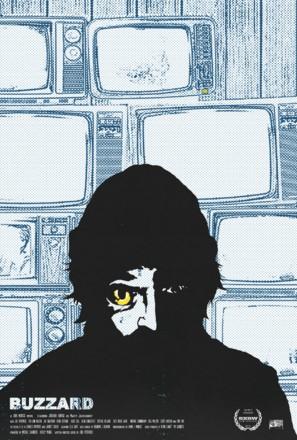 Buzzard - Movie Poster (thumbnail)