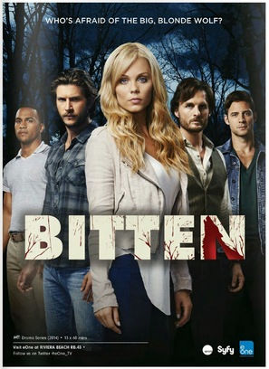"""Bitten"" - Canadian Movie Poster (thumbnail)"