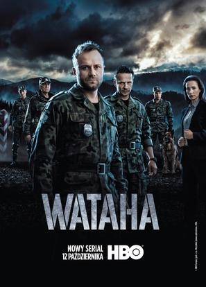 """Wataha"" - Polish Movie Poster (thumbnail)"
