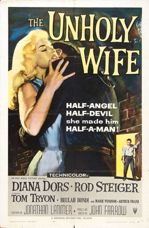 The Unholy Wife - Movie Poster (thumbnail)