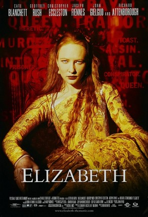 Elizabeth - Movie Poster (thumbnail)