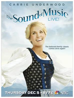 The Sound of Music - Movie Poster (thumbnail)