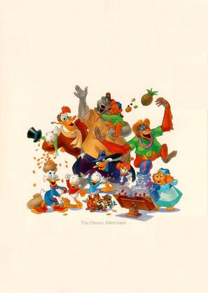 Disney Afternoon Live! At Disneyland - poster (thumbnail)