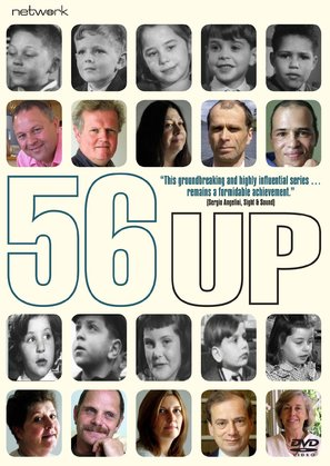 56 Up - British DVD movie cover (thumbnail)