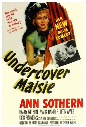 Undercover Maisie - Movie Poster (thumbnail)