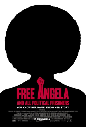 Free Angela & All Political Prisoners - Movie Poster (thumbnail)