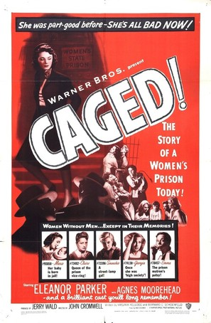 Caged - Movie Poster (thumbnail)