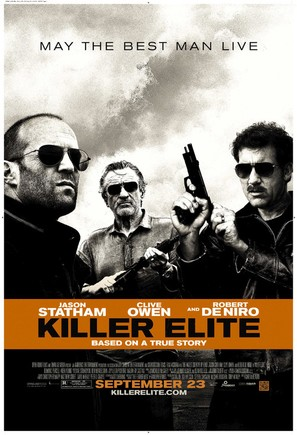 Killer Elite - Movie Poster (thumbnail)