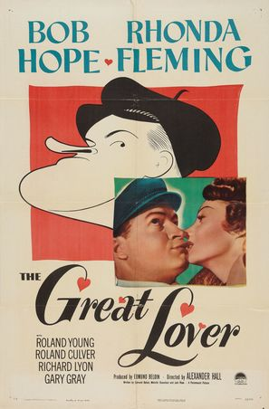 The Great Lover - Movie Poster (thumbnail)