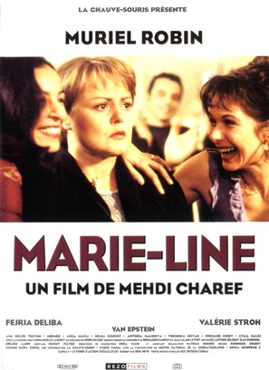 Marie-Line - French Movie Poster (thumbnail)