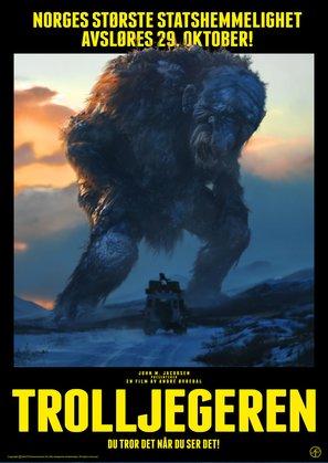 Trolljegeren - Norwegian Movie Poster (thumbnail)