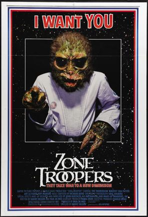 Zone Troopers - Movie Poster (thumbnail)
