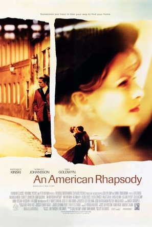 An American Rhapsody - Movie Poster (thumbnail)