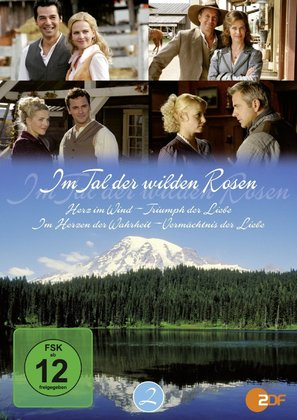 """Im Tal der wilden Rosen"" - German DVD cover (thumbnail)"