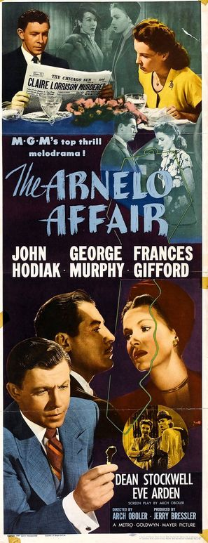 The Arnelo Affair - Movie Poster (thumbnail)