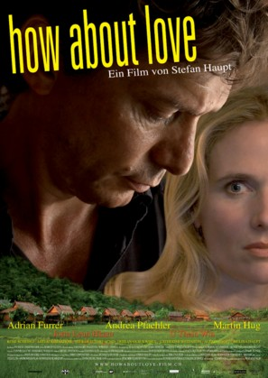 How About Love - Swiss Movie Poster (thumbnail)