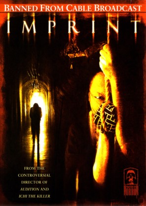 """Masters of Horror"" Imprint - DVD movie cover (thumbnail)"